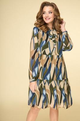 Платье DaLi 5535 беж