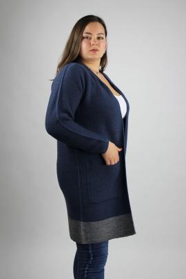 Жакет Полесье С2313-20 0С8601-Д43 158,164 синяя_туча