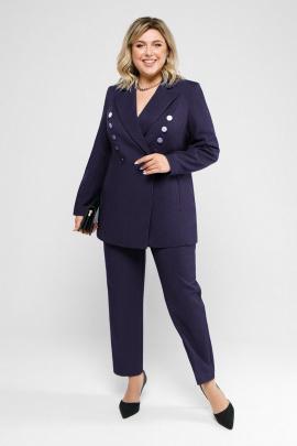 Женский костюм Pretty 1584 фиолетовый