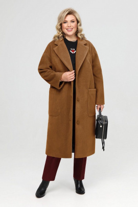 Пальто Pretty 1932 кэмел