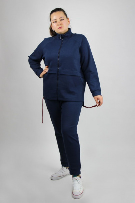Спортивный костюм Полесье С6480-19 9С0200-Д43 164 морской_синий