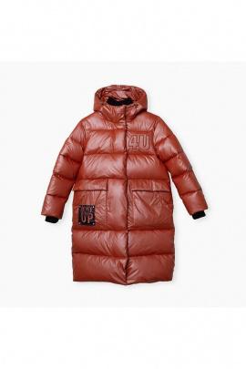 Пальто Bell Bimbo 213127 медный