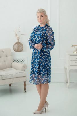 Платье ASV 2172 синий