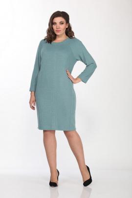 Платье Lady Style Classic 2098/2 бирюза