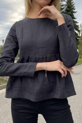 Рубашка Puella 3019 черный