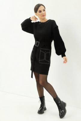 Платье Магия моды 1997 черный
