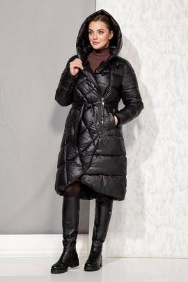 Пальто Beautiful&Free 4068 черный