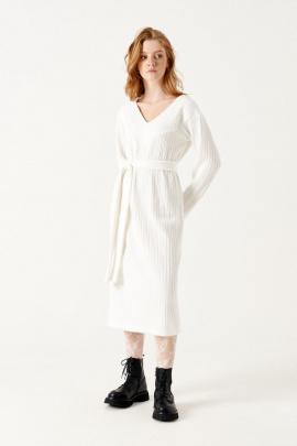 Платье ELLETTO LIFE 1859 белый
