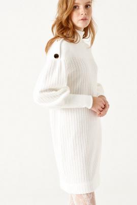 Платье ELLETTO LIFE 1861 белый