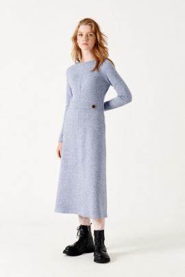 Платье ELLETTO LIFE 1862 голубой