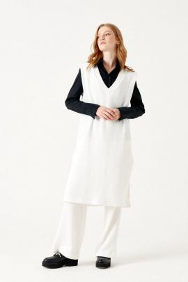 Платье ELLETTO LIFE 1860 белый