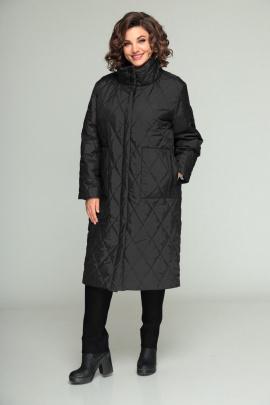 Пальто Bonna Image 646 черный