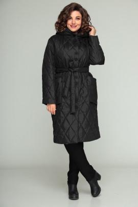 Пальто Bonna Image 658 черный