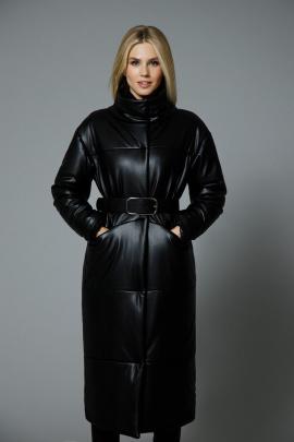 Пальто DiLiaFashion 0542 черный