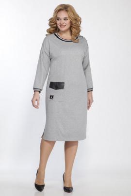 Платье Matini 3.1483 серый