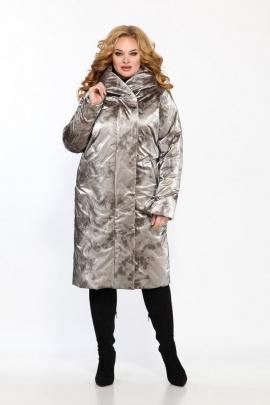 Пальто Diamant 1735 бежевый