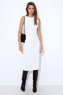 Платье Luitui R1014 белый