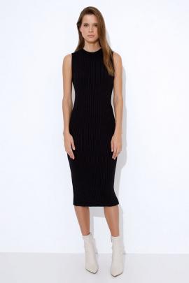 Платье Luitui R1014 черный