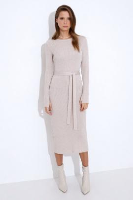 Платье Luitui R1015 б.песок