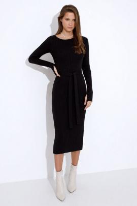 Платье Luitui R1015 черный