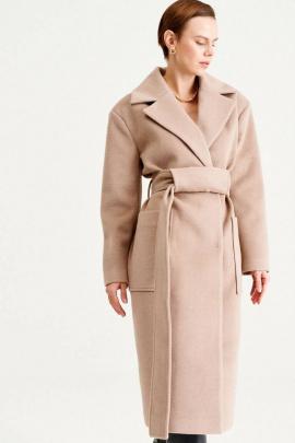 Пальто MUA 38-363-caramel