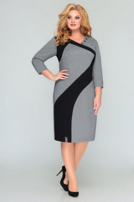 Платье Bonna Image 639 серый