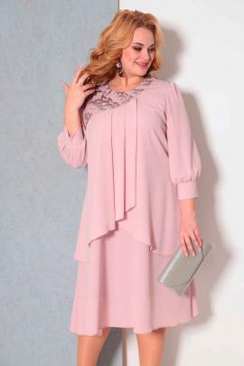 Платье Асолия 2545 лаванда
