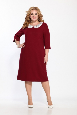 Платье SOVITA M-2135 бордо