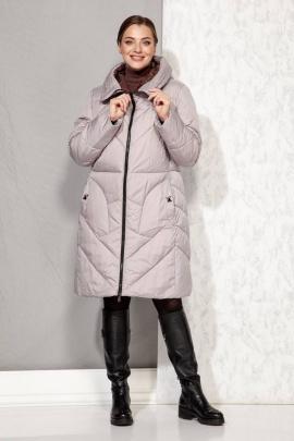 Пальто Beautiful&Free 4069 беж