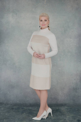 Платье ASV 2454 бежевый