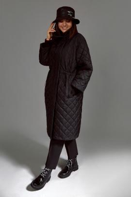 Пальто Mubliz 607 черный