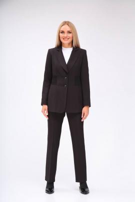 Женский костюм Vilena 756 черный