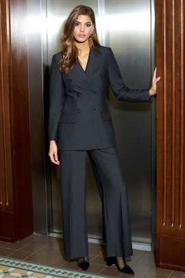 Женский костюм AYZE 2324 чёрный