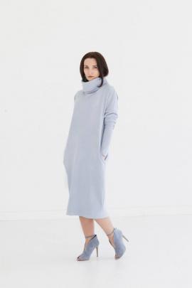 Платье LucyCo 41 голубой