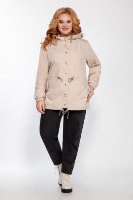 Куртка LaKona 1420 светло-бежевый