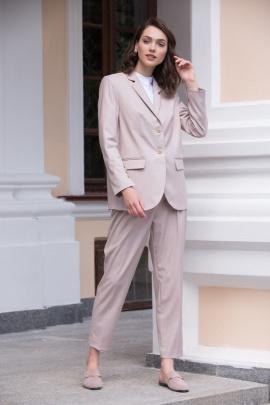Женский костюм Prestige 4187 пудра
