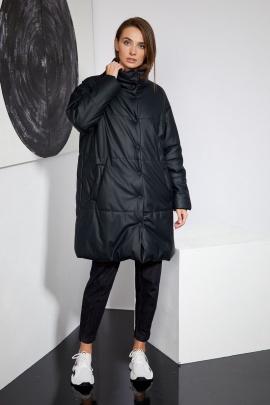 Пальто Butеr 2141 темно-синий