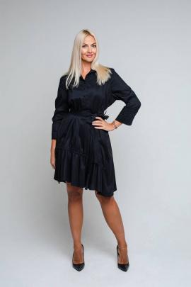Платье Avila 0865 черный
