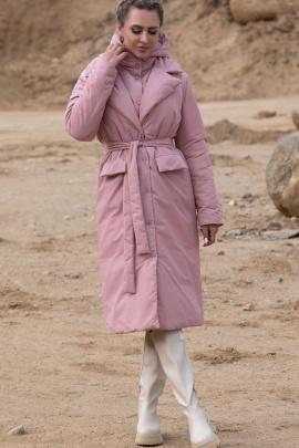 Пальто Golden Valley 7122 розовый