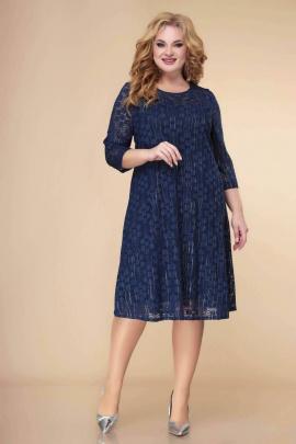 Платье Romanovich Style 1-2241 синий