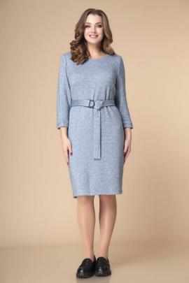 Платье Romanovich Style 1-2245 голубые_тона