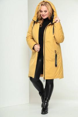 Куртка Shetti 2022 горчица