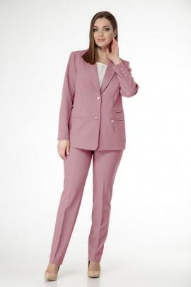Женский костюм ELITE MODA 4222/2903 пыльная_роза