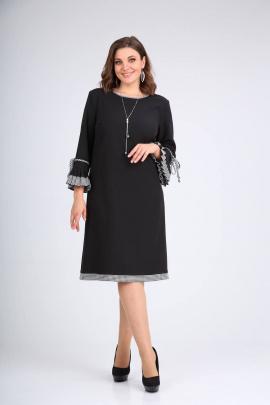 Платье Moda Versal П2232 черный