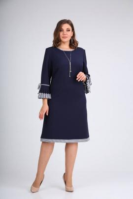 Платье Moda Versal П2232 т.синий