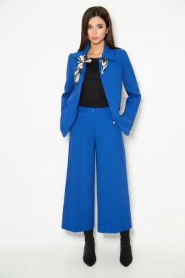 Женский костюм Koketka i K 887 синий