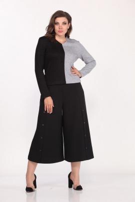 Комплект Lady Style Classic 1953 черный-серый
