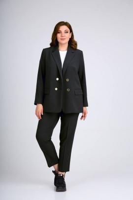 Женский костюм Vilena 762 черный