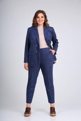 Женский костюм Vilena 752 синий