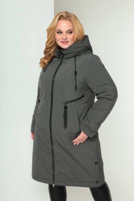 Пальто Shetti 2029 хаки